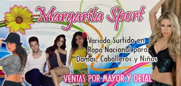 MARGARITA SPORT 1